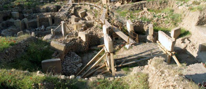 Gobekli Tepe Temples in Turkey